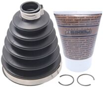 0317P-JAZZ - BOOT OUTER CV JOINT KIT 81X113.5X22