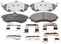 1201-LANF - PAD KIT, DISC BRAKE, FRONT - KIT